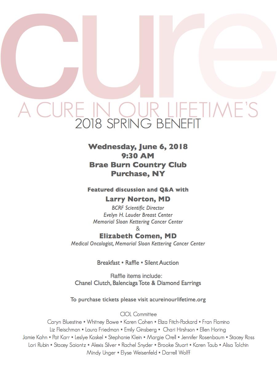 2018 CIOL INVITATION